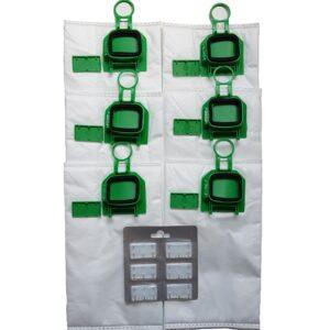 Vrečke z osvežilci za sesalce Vorwerk Kobold VK 140 150